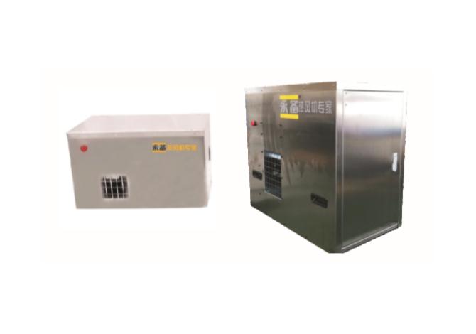 直燃型液化氣熱風機