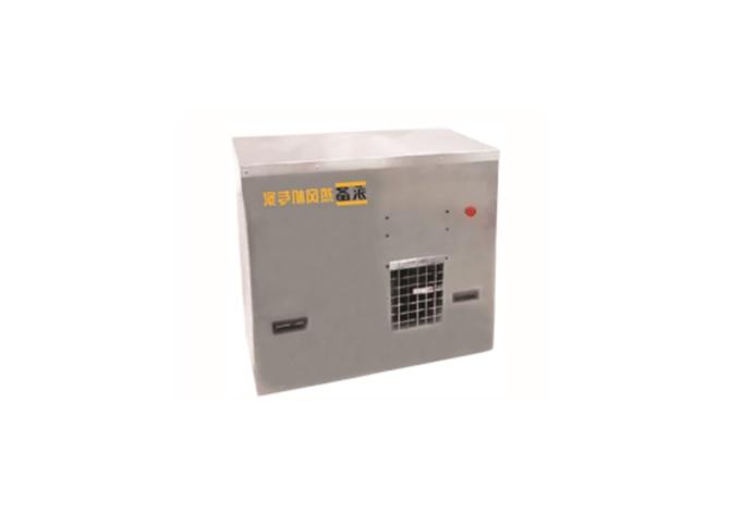 燃氣鍍鋅外殼熱風機