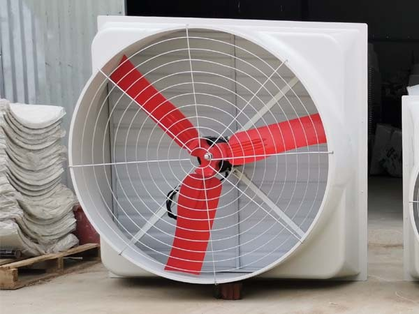 大風量負壓風機