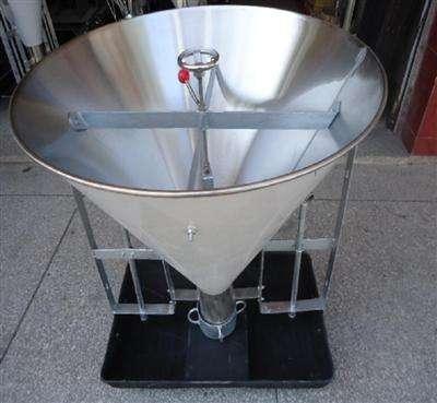不鏽鋼幹濕料槽