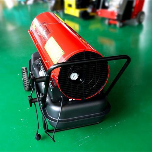 燃油熱風機的優點