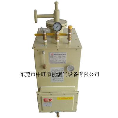 落地式液化气汽化器安装实例
