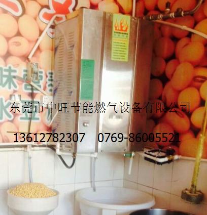 传统客家豆腐专用壁挂式节能蒸汽机