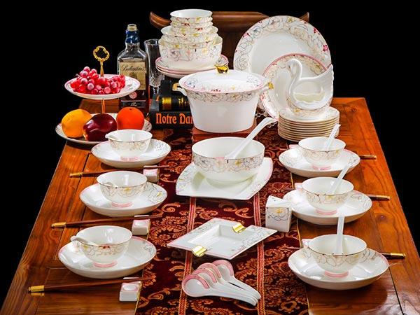 景德镇高端陶瓷餐具