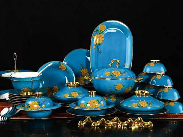 景德鎮骨質瓷餐具