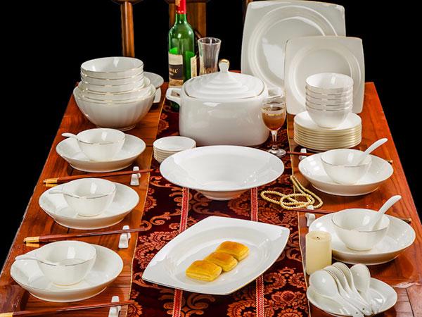 景德鎮陶瓷餐具品牌排行榜
