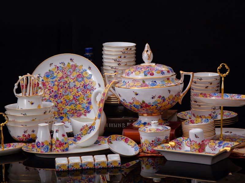 正宗景德镇陶瓷餐具