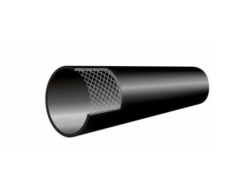 HDPE钢丝网骨架塑料复合管