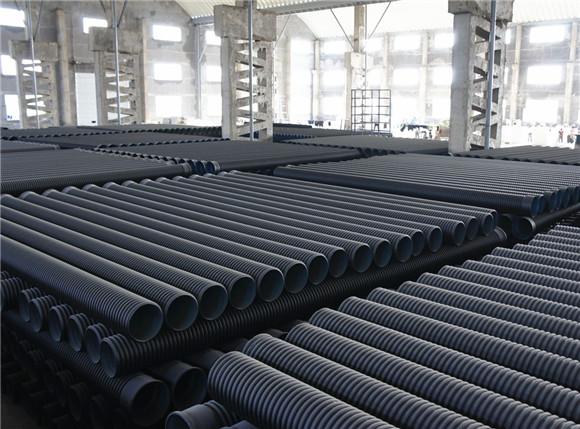 HDPE雙壁波紋管廠家