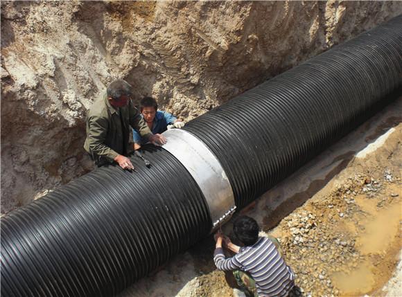 四川hdpe塑鋼纏繞管