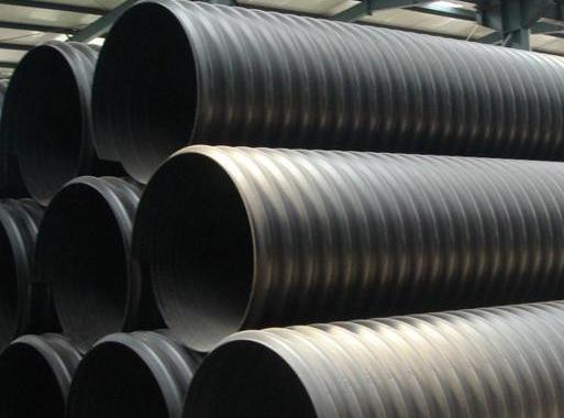 钢带增强螺旋波纹管价格