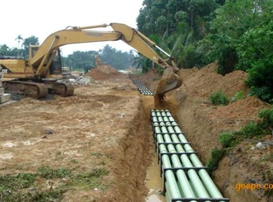 四川玻璃钢电缆保护管