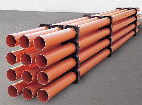 PVC-C電力電纜保護管