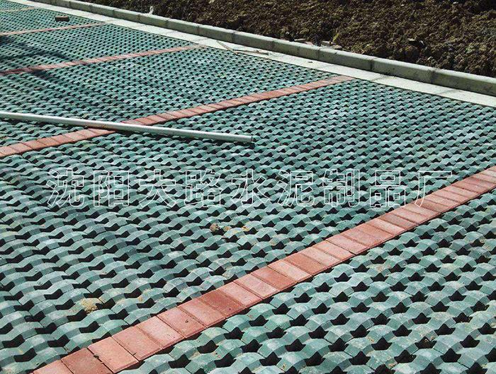 水泥草坪砖
