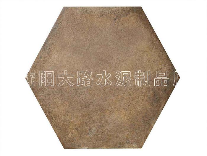 沈阳六角砖