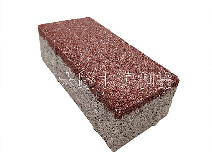 辽宁透水砖