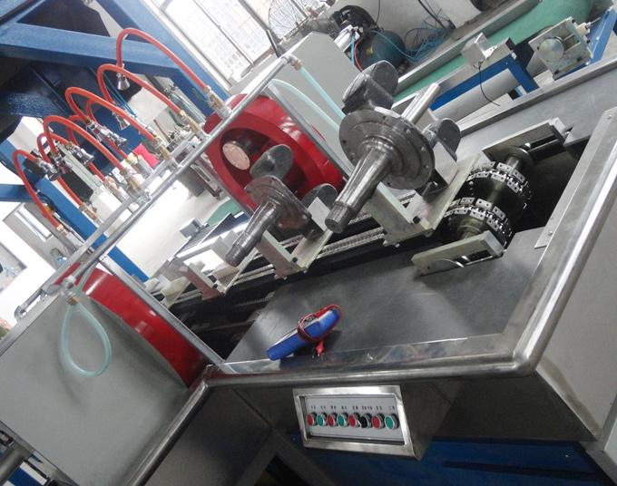 自动磁粉探伤机设备