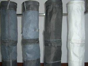 无碱玻纤机织除尘布袋