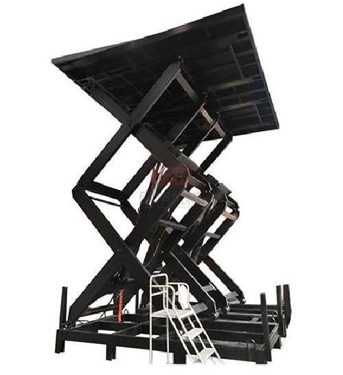 重庆大吨位固定式升降机