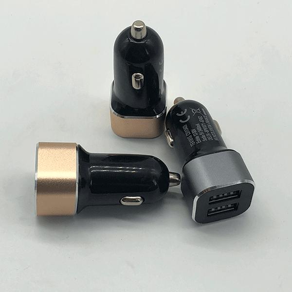 2.4A双USB车充
