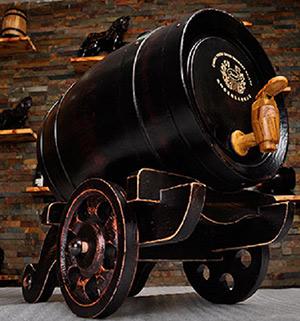 紅酒橡木桶