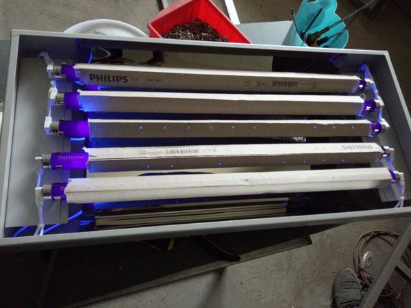 荧光大赢家足球比分通用式五管灯