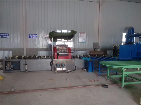 车载气瓶专用荧光磁粉检测线CJW-10000AT