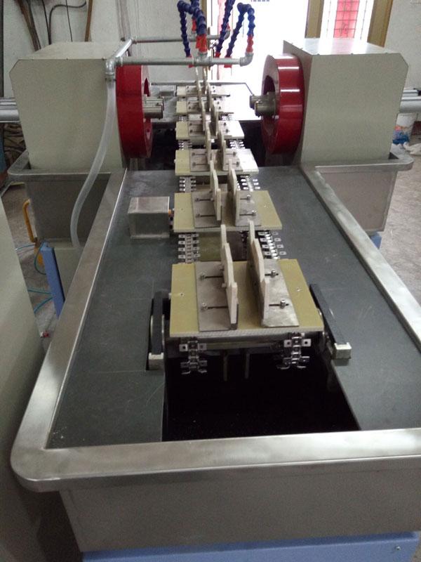 轴类荧光磁粉探伤检测线CDW-2000型
