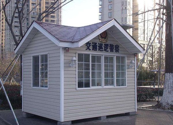 贵州警用岗亭