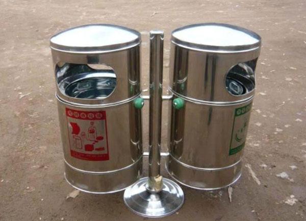 不锈钢垃圾桶厂家