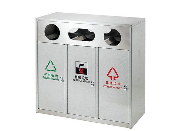 不锈钢垃圾桶定制