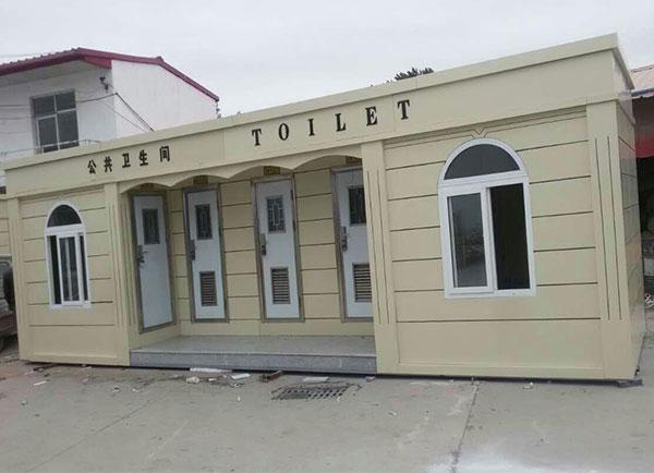 雕花板公厕厂家