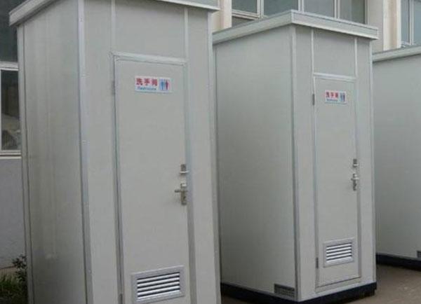 无水打包移动公厕租赁