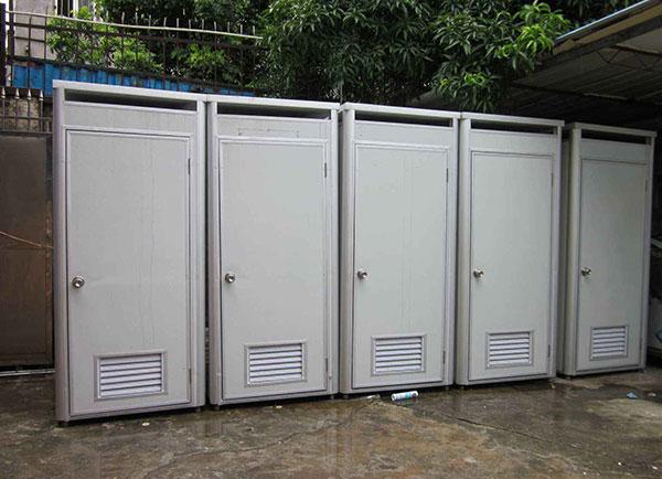 贵州移动厕所