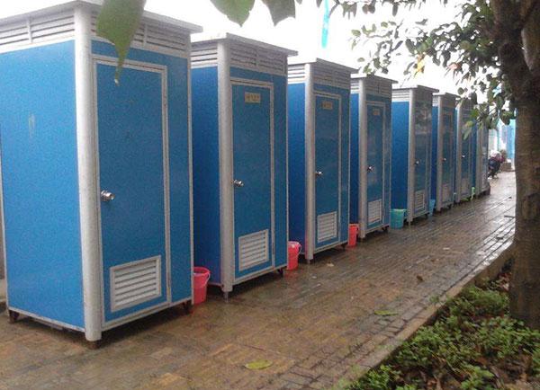 贵州移动厕所出租