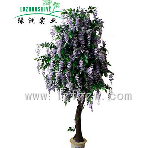 仿真豆花树