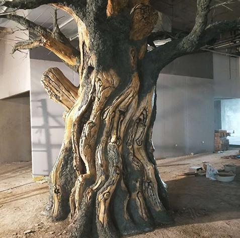 沈阳水泥树
