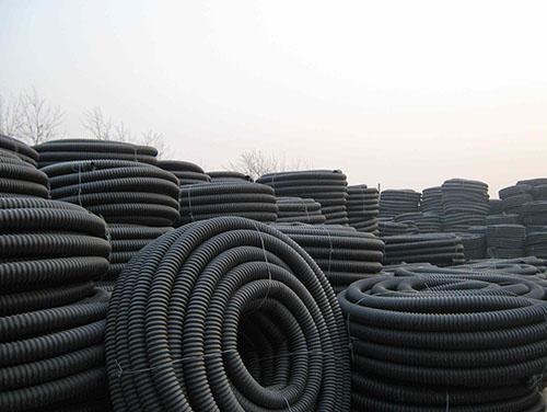 贵州HDPE碳素波纹管