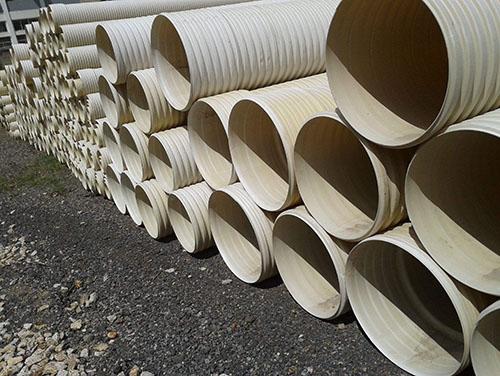 贵州PVC-U双壁波纹管批发