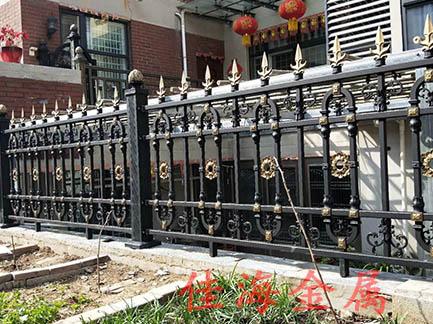 山东铝艺护栏