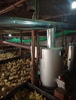 潍坊养殖热风炉