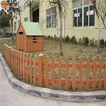 防腐木木栈道围栏