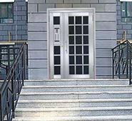 小区楼宇门