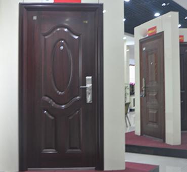 钢质防盗入户门