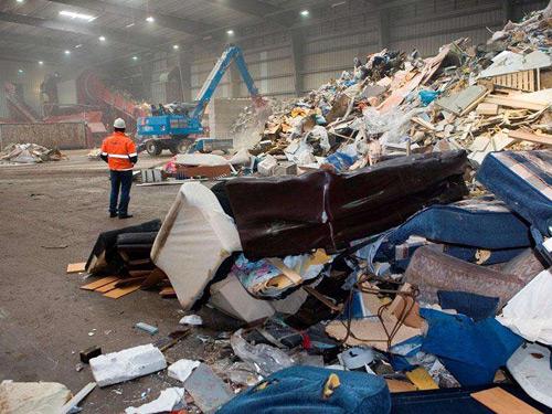工业废物处理