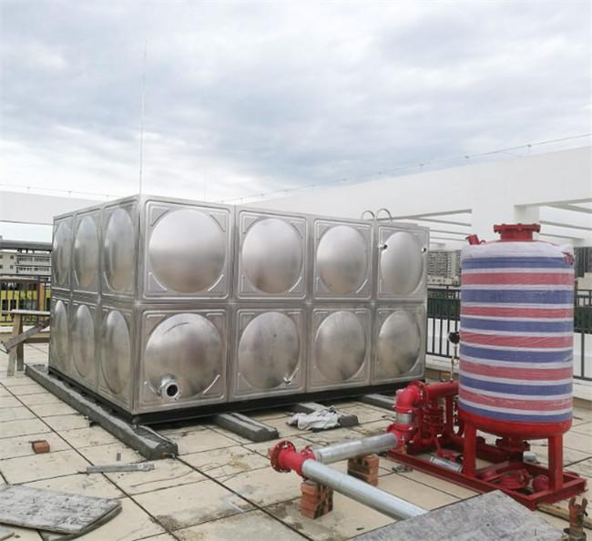 貴州不鏽鋼消防水箱廠家