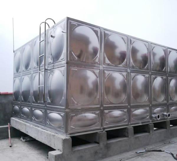 成都不鏽鋼消防水箱廠