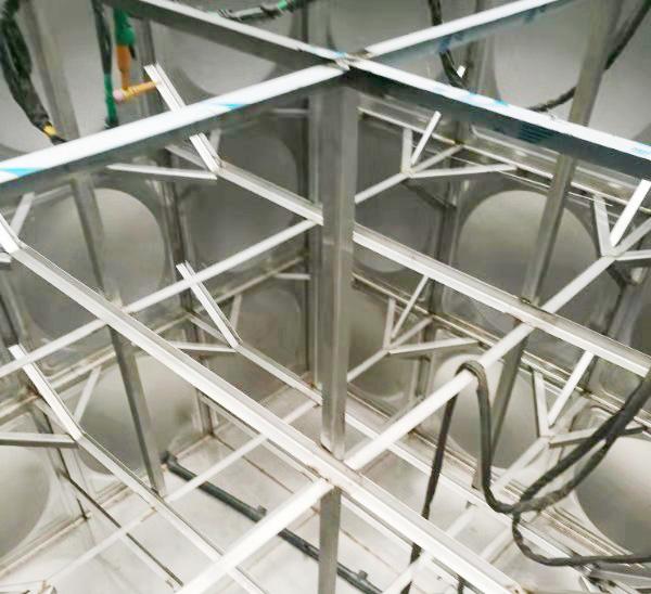 四川不鏽鋼水箱安裝