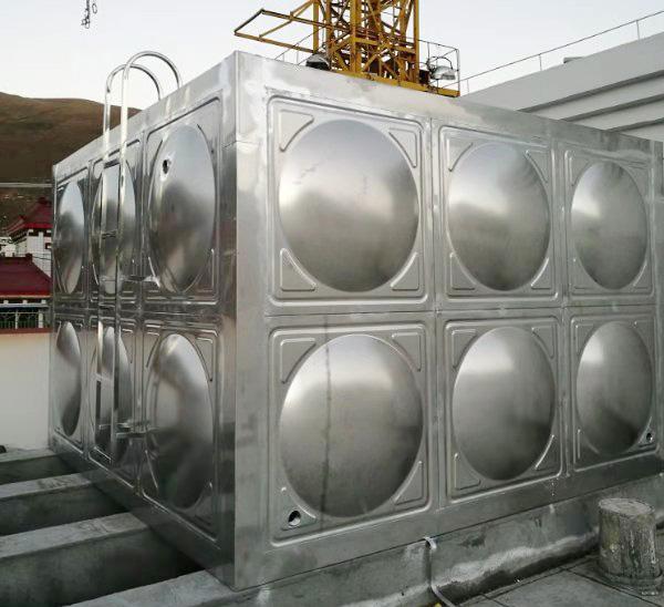 四川不鏽鋼水箱