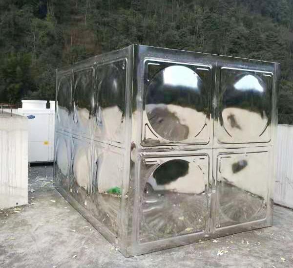 成都不鏽鋼水箱